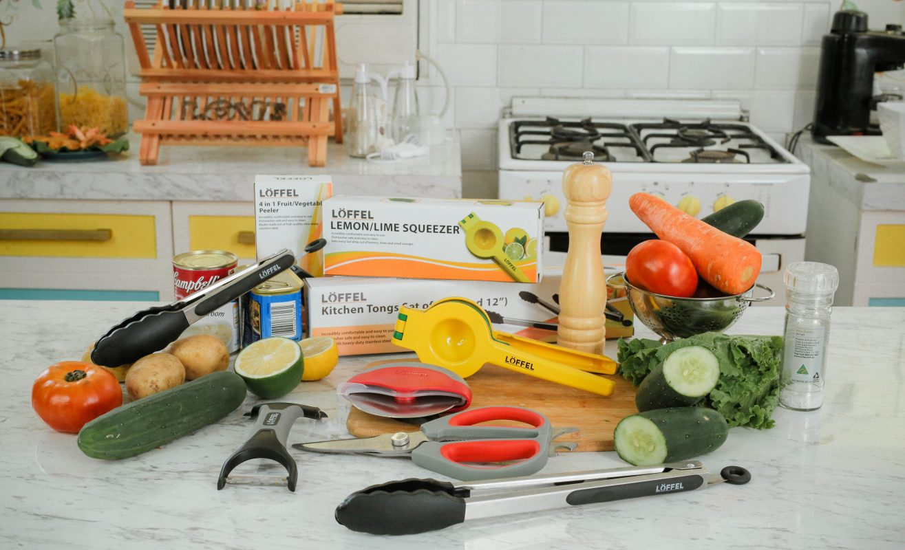 Kitchen Products from Loffel
