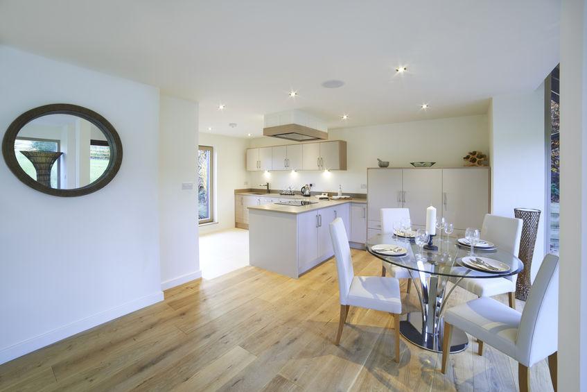 kitchen flooring remodel