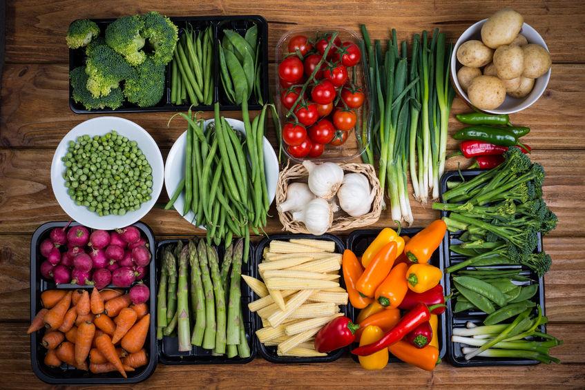 keeping vegetables fresh