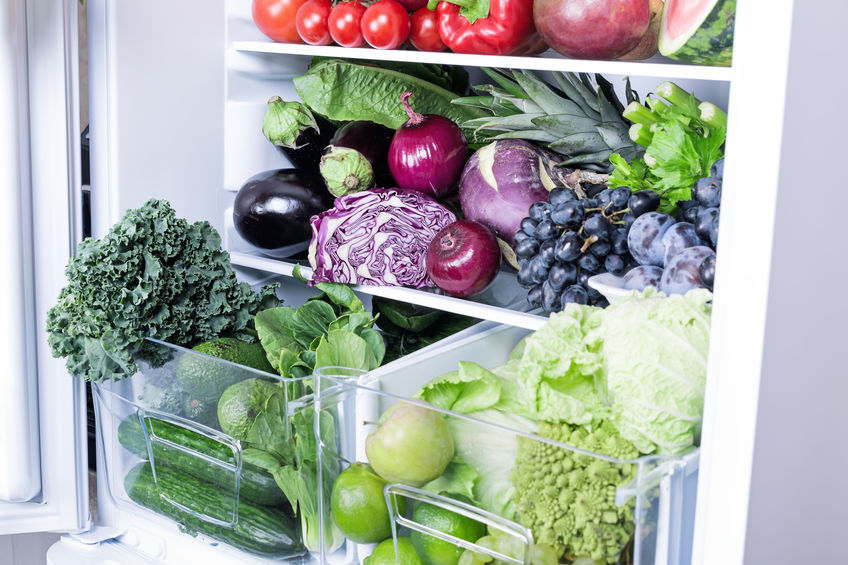 foods that shouldn't be in the fridge