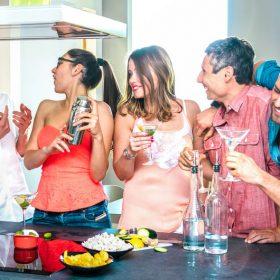 modern millenial kitchen